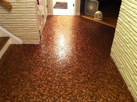 Food Pantry Waltham Ma by 28 Kitchen Floor Made Of Pennies Diy Genius Uses
