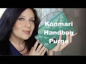 Konmari Method Of Purging Handbags » Home Design 2017