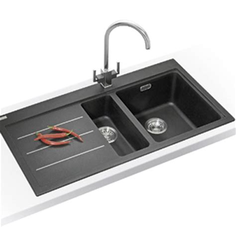 Franke Mythos Mtf 651 100 Fragnite Kitchen Sink Lhd 114 0260 722 Franke Sink Template