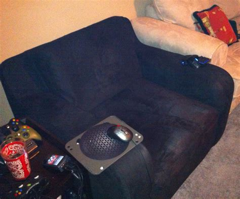 couch mouse pad gaming from your couch