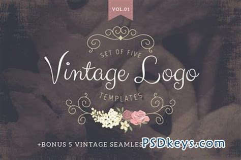 vintage logo design photoshop free psd logo file page 9 newdesignfile com
