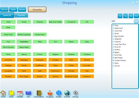 family organization family organizer calendar planner software kitchenhub