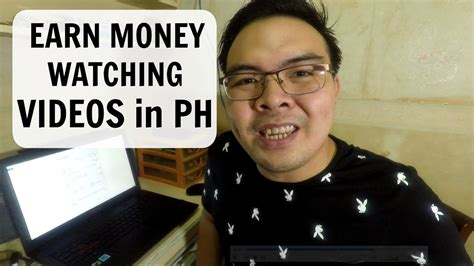 Make Money Online Watching Videos - earn money online watching videos at home in philippines 2017 tagalog tech sci today