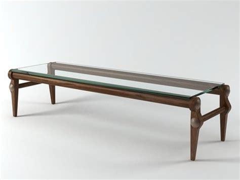 Nilo Table by Nilo Tables 3d Model Meritalia