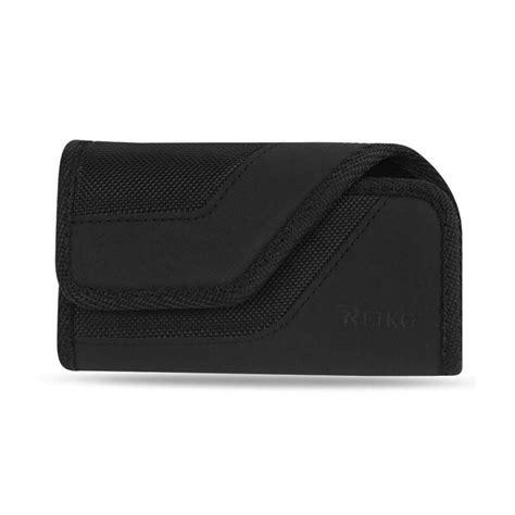 reiko large horizontal rugged holster in black ph10b