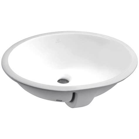 bathroom ls home depot anzzi rhodes series 7 5 in ceramic undermount basin