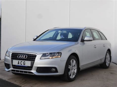Audi A4 1 8 Tfsi 2009 by Used 2009 Audi A4 Avant 1 8 Tfsi Se 5dr For Sale In