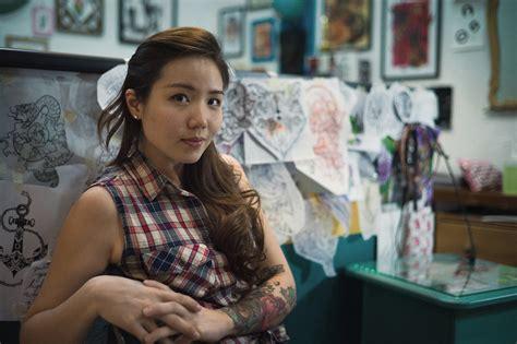 tattoo artist in kuala lumpur photo feature tattoo artists of malaysia
