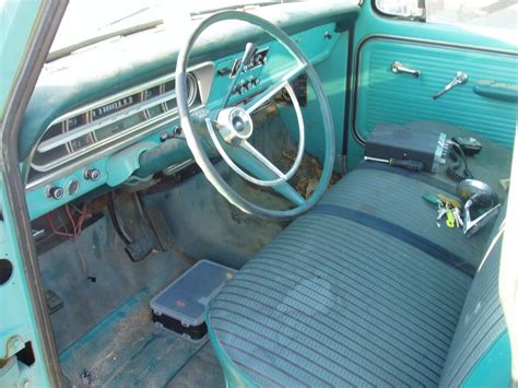 Ford Truck Interior Paint by 1967 Ford Lunar Green Color Codes Ford Truck Enthusiasts