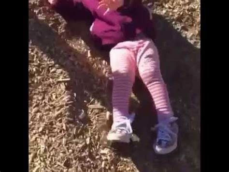 baby fell out of swing baby falls off swing fail vine youtube