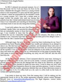 Angela stanton speaks out on apollo nida s arrest