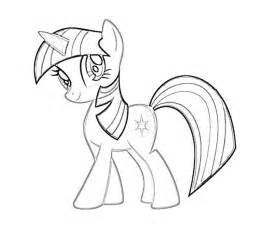 twilight sparkle coloring page free coloring pages of princess twilight sparkle