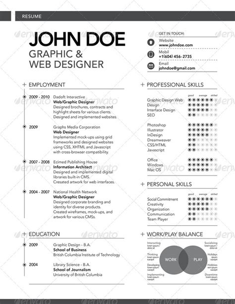 resume resume infographic resume services
