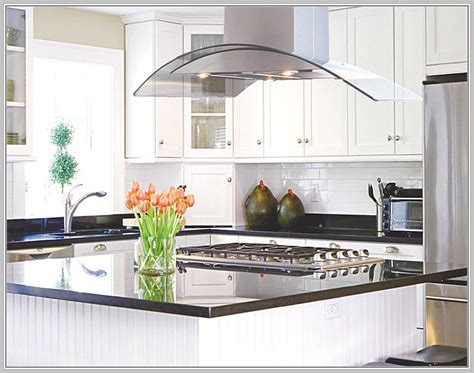 island exhaust hoods kitchen how a beautiful kitchen island can change the decor