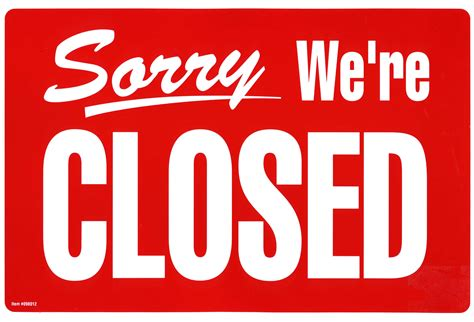 closed sign text word 4 wallpaper 3515x2394 219190