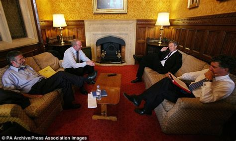 Photo Captures Tony Blair S Deal To Unlawfully Grant