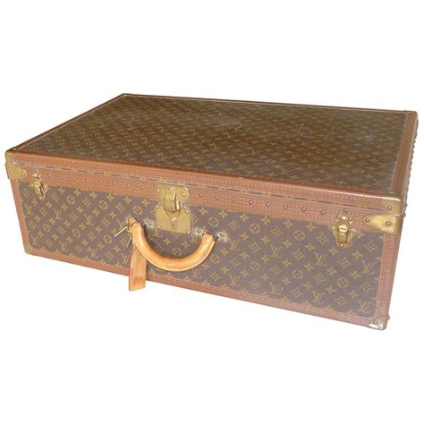 Louis Vuitton Furniture by Louis Vuitton Suitcase At 1stdibs