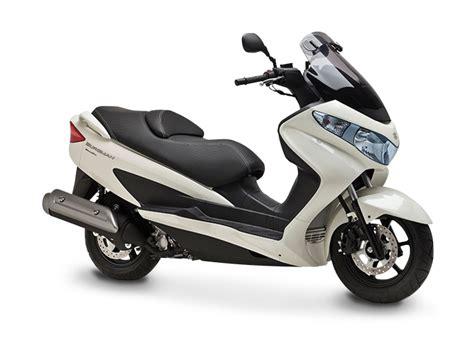 Scooter Suzuki 125 Burgman 125 Executive 2013