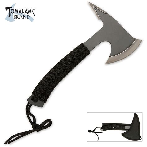 tomahawk axes tomahawk survival axe with sheath