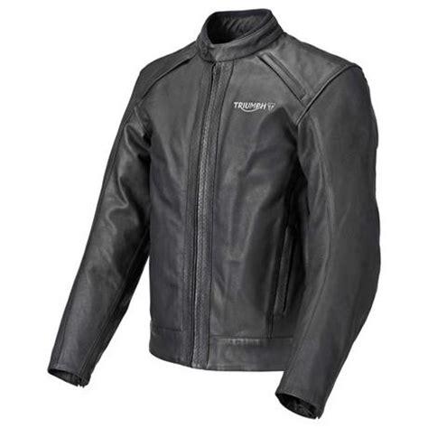 Mono Jaket Black s mono black leather jacket triumph motorcycles