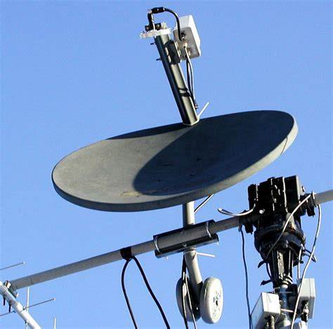 homebuilt digital satellite antenna