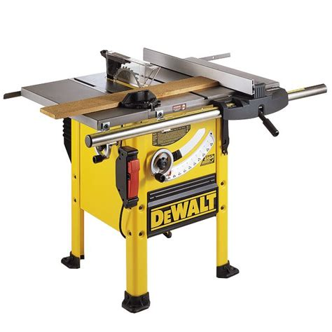 sears hybrid table saw dewalt 10 quot table saw woodworkers dw746x