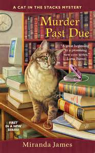 of murder and a cat latimer mystery books murder past due by miranda scc library reads
