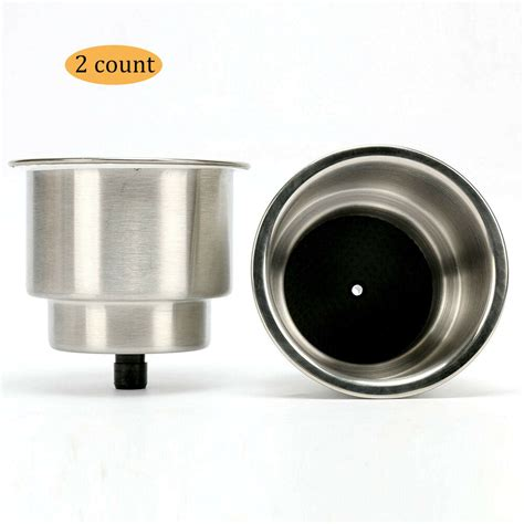 boat cup holders ebay 2pcs excellent stainless steel cup drink holder marine