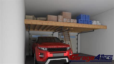 Garage Storage Layout Plans Garage Storage Ideas Custom Overhead Storage Lofts