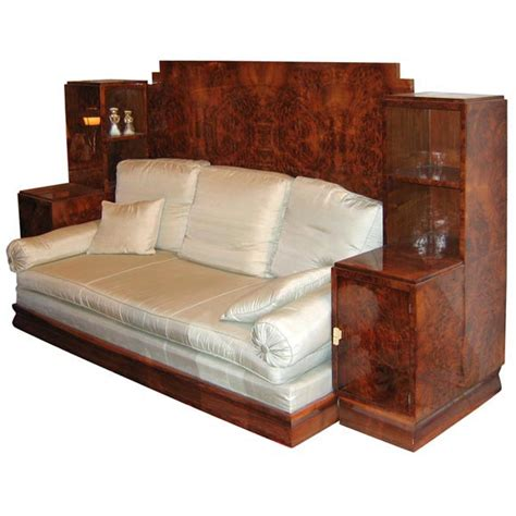 sofa shelves convertible sofa bed with built in night stands and