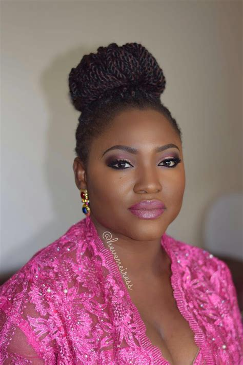how to apply makeup bella naija bridal makeup hěveneiress london page 2
