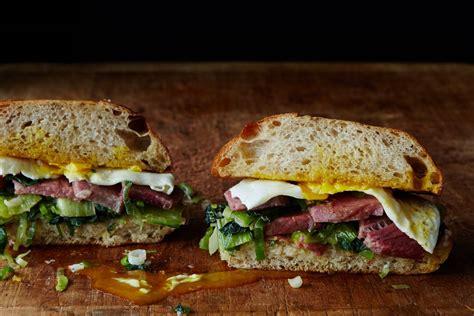 Day 1 After The Sandwich by St S Day Corned Beef Breakfast Sandwich Recipe