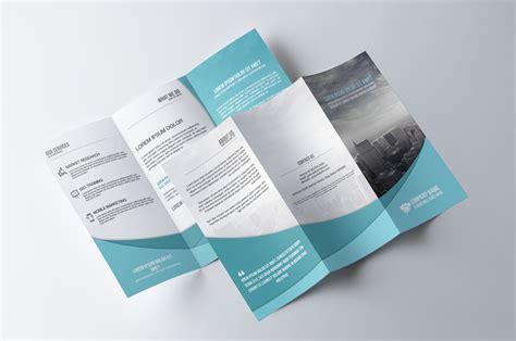 tri fold professional tri fold brochure design by nazmul57 envato