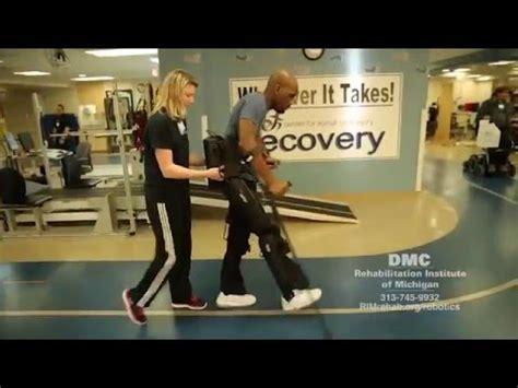Detox Michigan by Rewalk Exoskeleton Available At Rehabilitation Institute