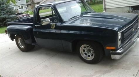 85 chevy c 10 truck 2 door 350 v8 automatic rwd