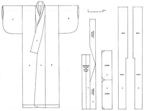 Kimono Pattern Construction | apron wrap dress by ermie kimonos fashion labels and