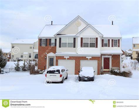 duplex builders duplex homes stock photos image 38452633