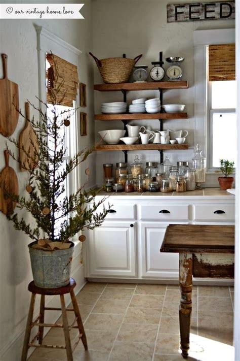 cuisines ouvertes sur s駛our sneak peek our vintage home