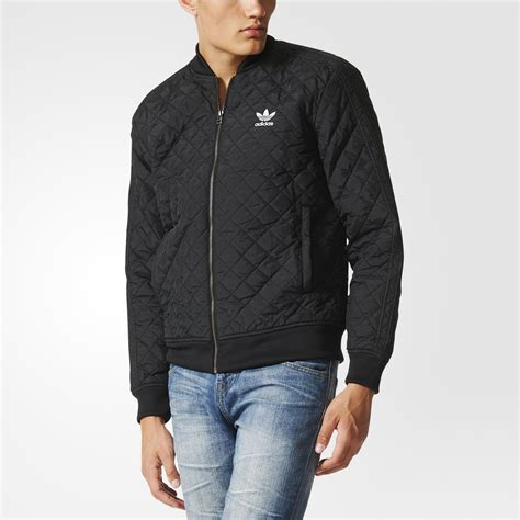 Adidas Originals Quilted Jacket by Adidas Originals Superstar Quilted Jacket Brands24