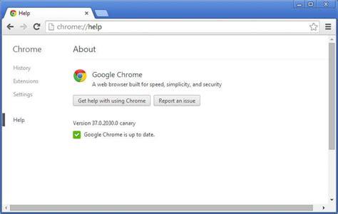 chrome faq how to check for updates in google chrome ghacks tech news