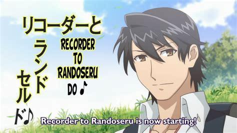 recorder to randoseru fansub review cms recorder to randoseru episode 02