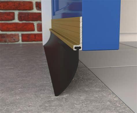 how to seal the bottom of a garage replacing garage door seal diy all design doors ideas