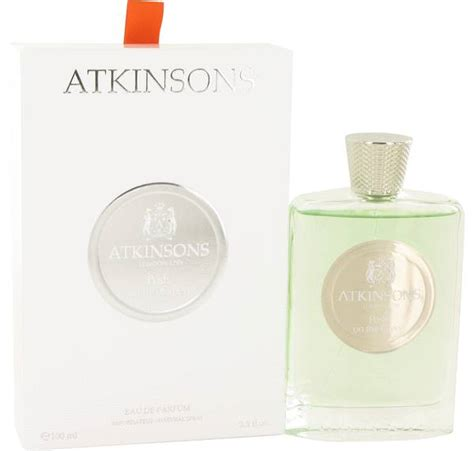 Parfum Posh Pink posh on the green perfume for by atkinsons
