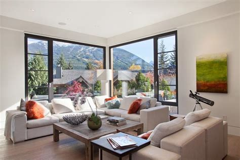 Living Room Ideas With A View Salones Muy Modernos