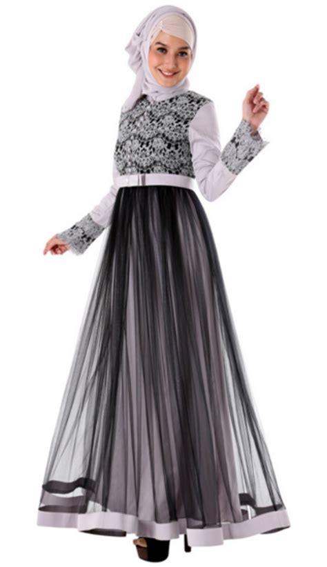 Baju Gamis Untuk Pesta baju gamis terbaru untuk pesta karya desainer ternama