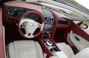 Bentley Course Offering Bentley Continental Gtc V8 Review More Per Gallon