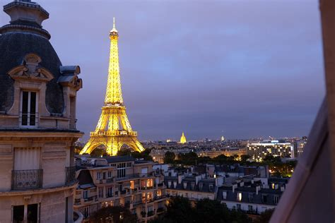 best view of eiffel tower from hotel room studio apartment with eiffel tower view travel drink dine