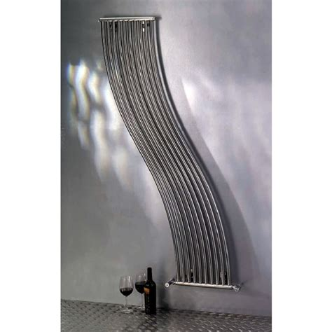 decorative radiators aestus demitour offset designer radiator uk bathrooms