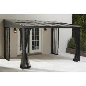 Replacement Awning Covers Outdoor Gazebo Canopy Add A Room Patio Furniture Shade