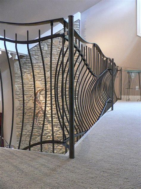 unusual banisters unique interior railings our specialty our railings